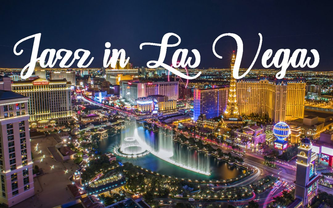 Jazz in Las Vegas, de stad van Casino's